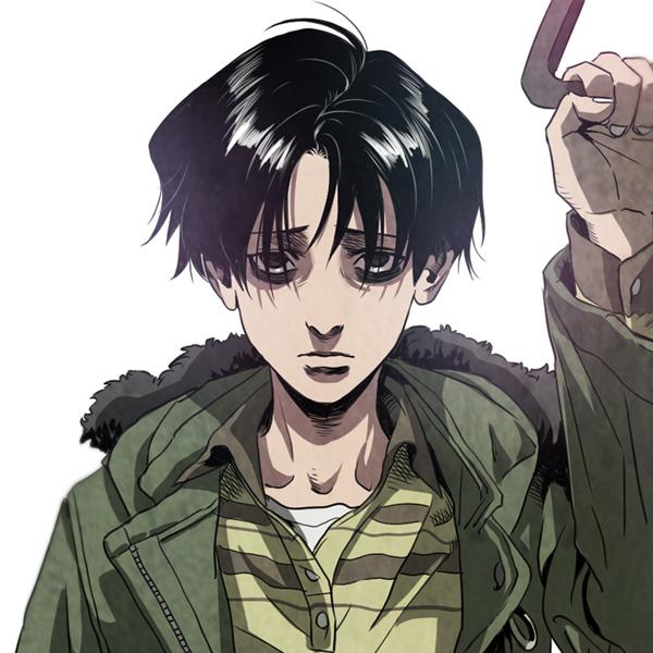 Anime killing stalking Oh Sangwoo